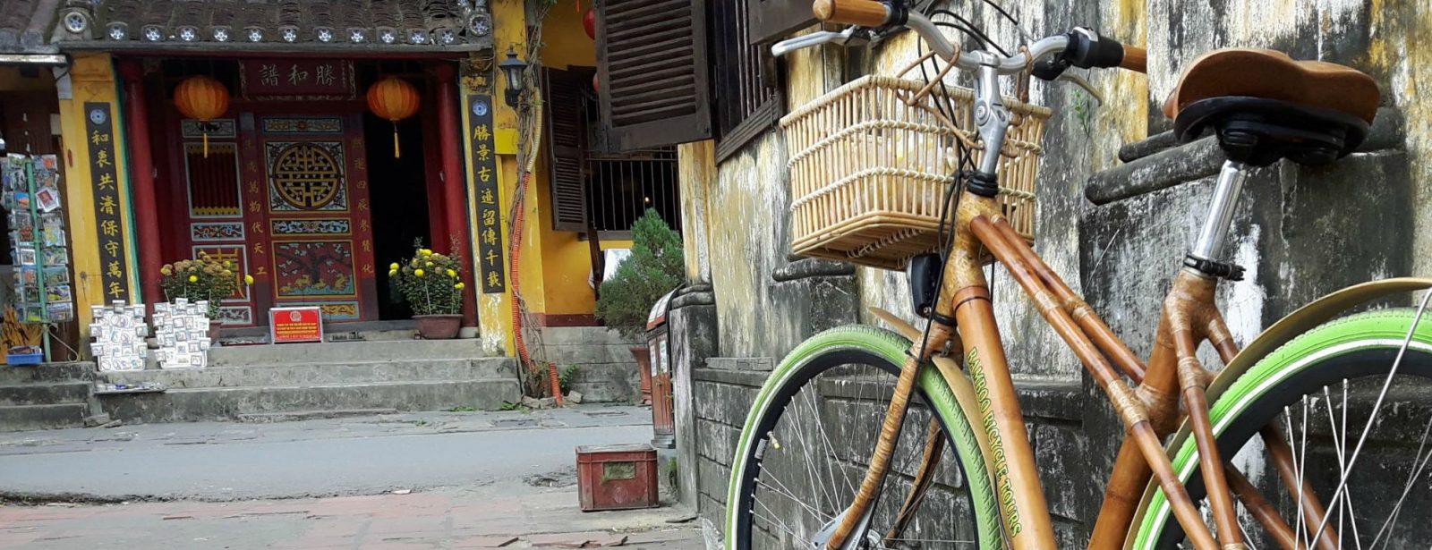 Bamboo Bike Over ons